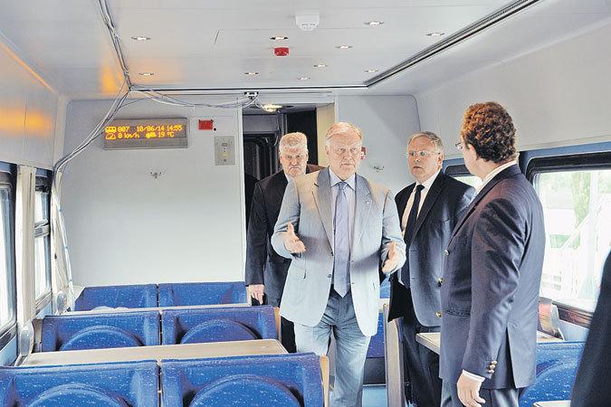 Поезда из Москвы в Берлин
