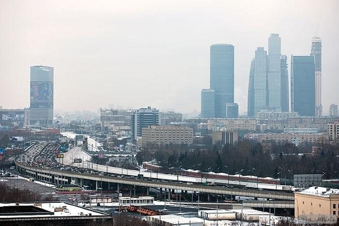 «Развязку» у «Москвы-Сити»